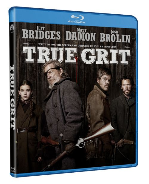 True Grit Bluray