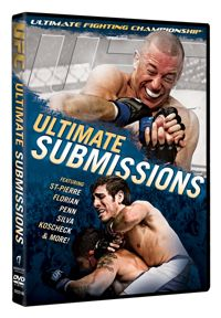 UFC Submissions DVD