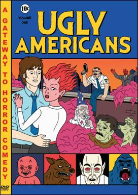 Ugly Americans DVD