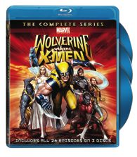 WOLVERINE AND THE X-MEN THE COMPLETE SERIES