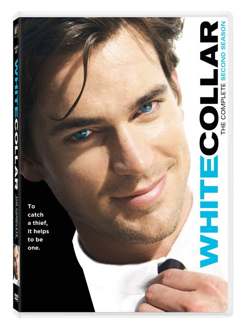 White Collar Season 2 DVD