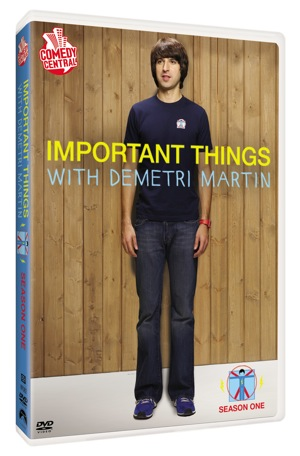 Important Things with Demetri Martin Season 1