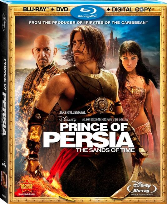 PRINCE OF PERSIA BLURAY
