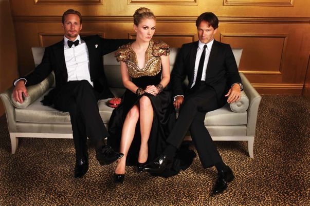 True Blood Emmy Magazine