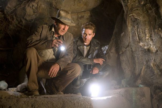 Indiana Jones Number 1 - Weekend Box Office Numbers May 25th