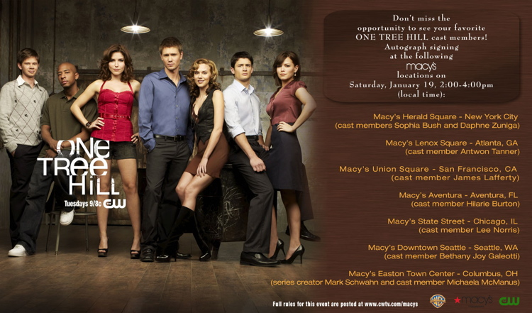 mt_gallery:One Tree Hill Macy's Event