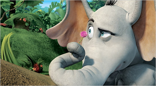 Horton Hears A Who Number 1 - Weekend Box Office Numbers March 16th