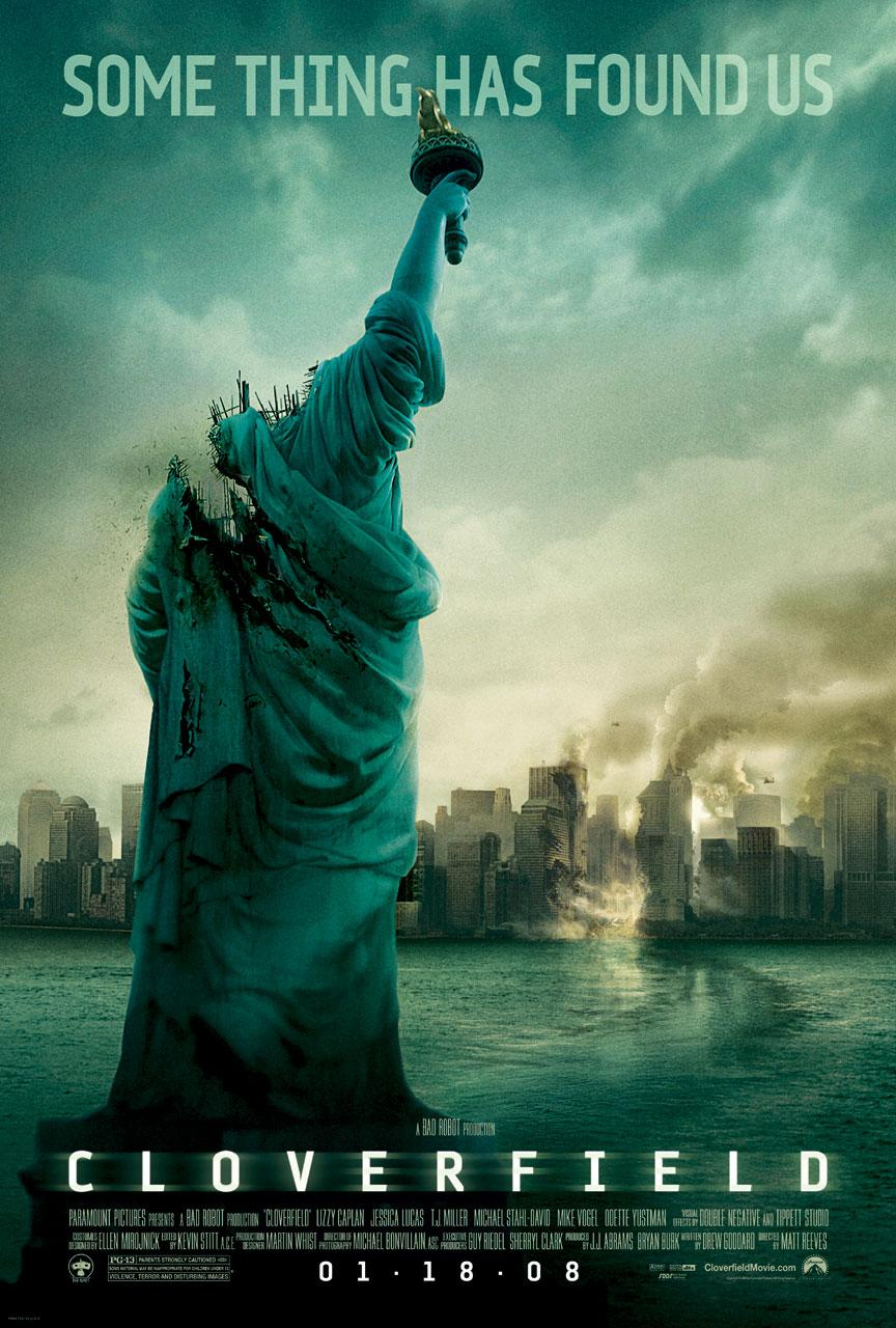 Cloverfield Movie Poster # 2