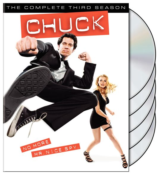 true blood season 3 dvd target. CHUCK Season 3 DVD
