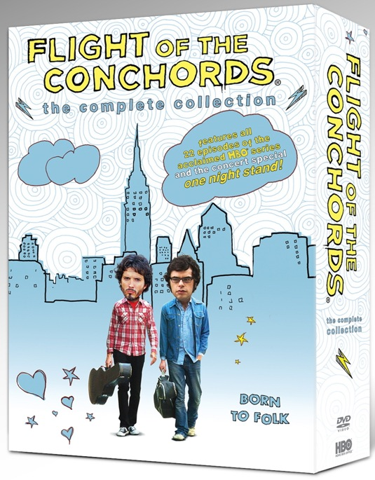 Flight Of The Conchords Complete Collection