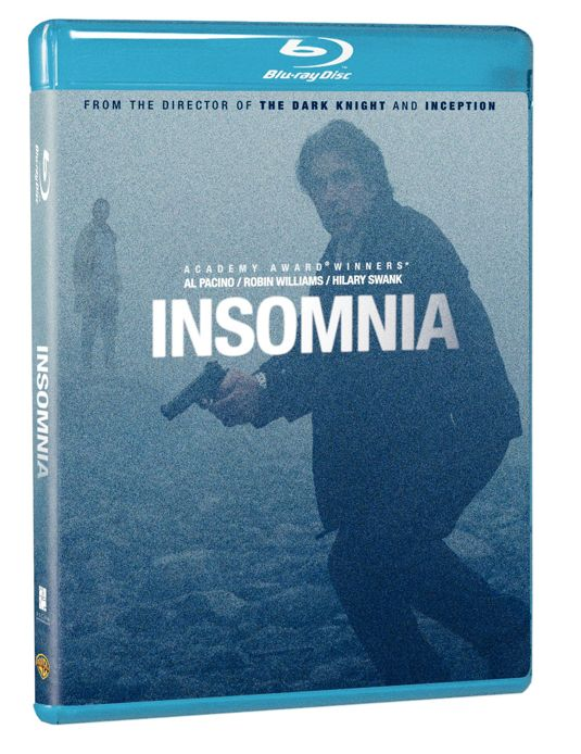 INSOMNIA Blu-ray Cover Art