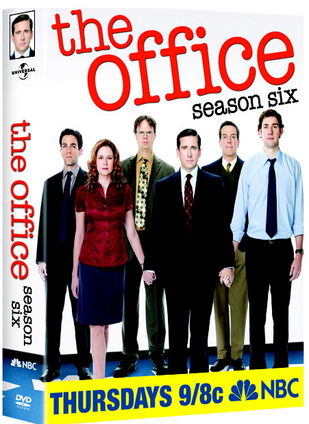 weeds season 5 cover. THE OFFICE Season 6 DVD Cover