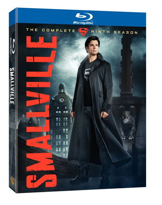 SMALLVILLE Season 9 Bluray