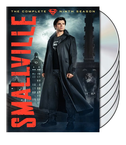 SMALLVILLE Season 9 DVD