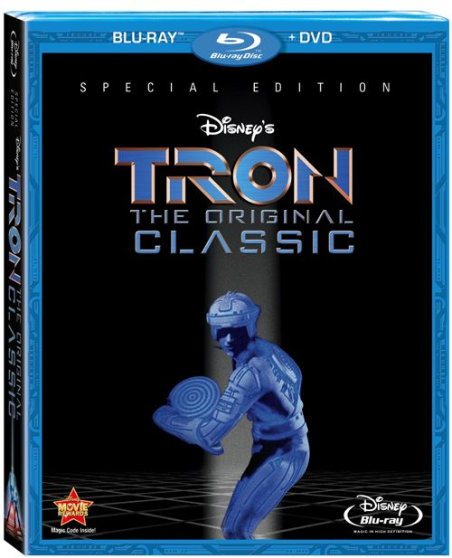 Tron Bluray