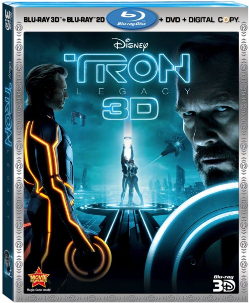 Tron Legacy Bluray