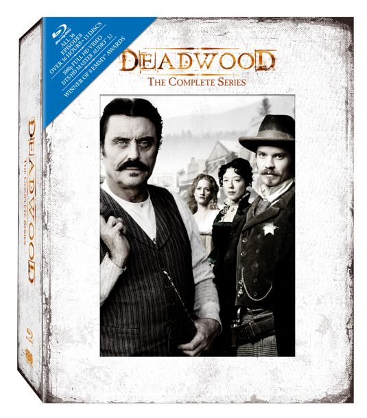 Deadwood Bluray