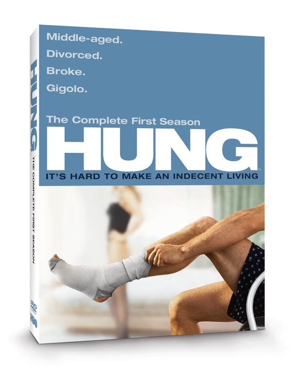 Hung DVD Cover
