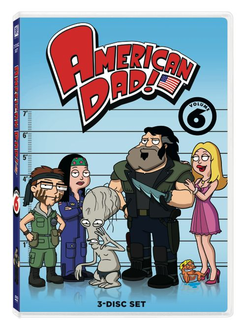 American Dad!, Vol. 6 movie