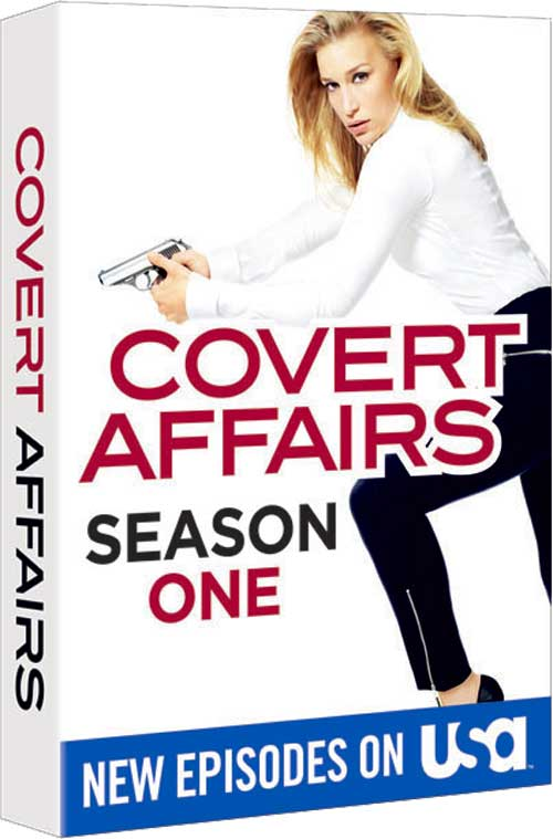 Covert Affairs Season 1 DVD