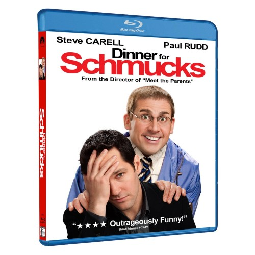 Dinner For Schmucks Bluray