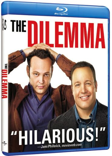 The Dilemma Bluray