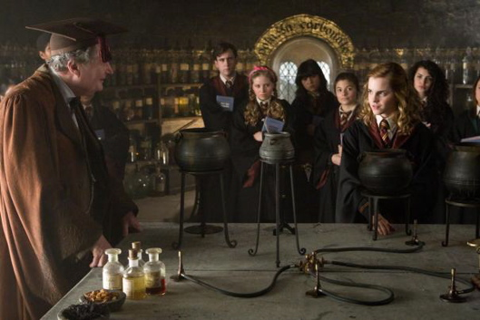 New Harry Potter and the Half Blood Prince Photos