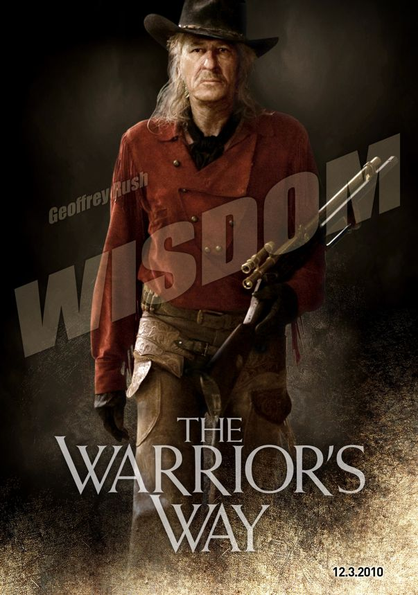 Geoffrey Rush The Warrior's Way