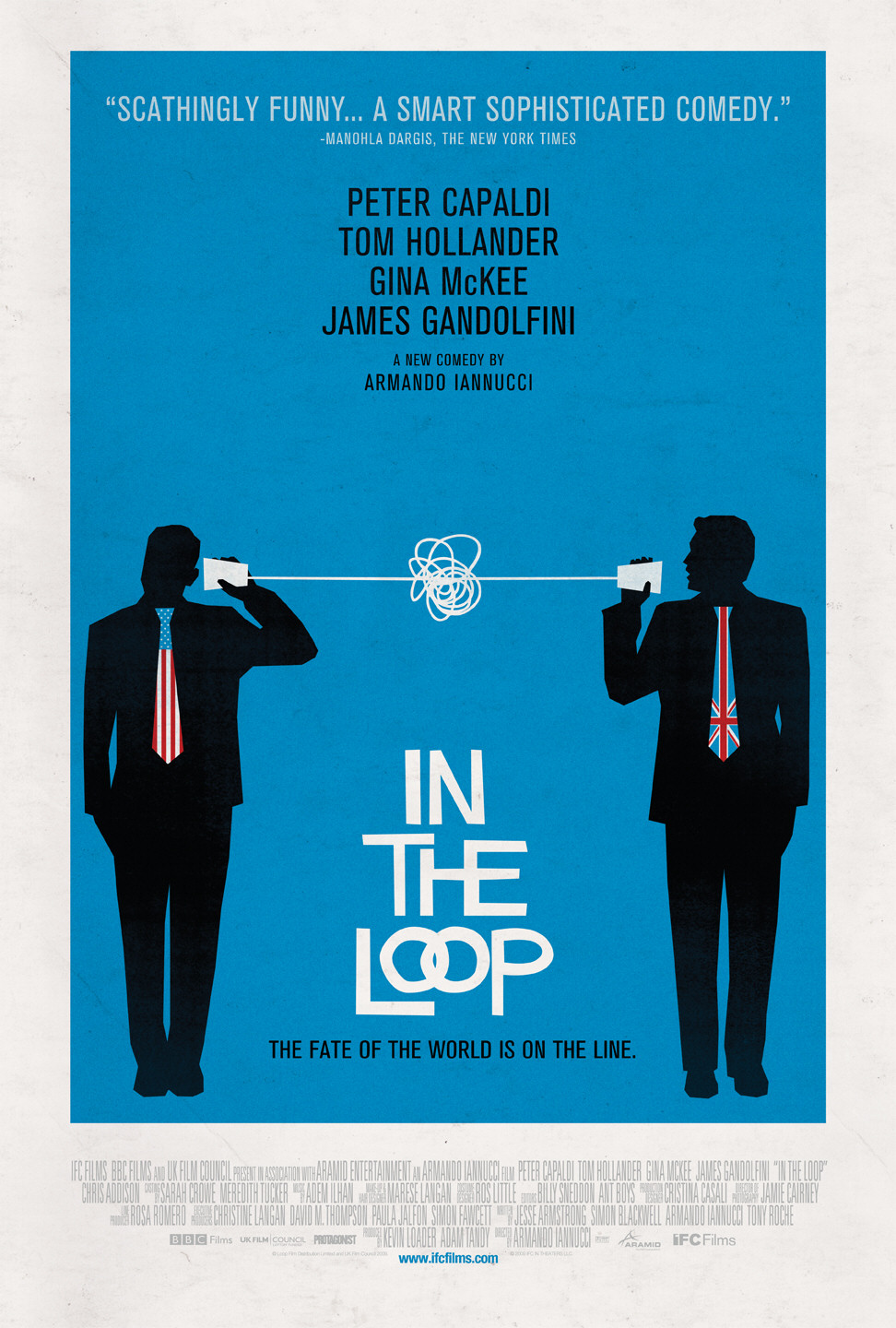 In the Loop movies in Australia