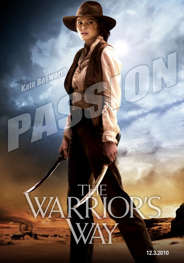 Kate Bosworth The Warrior's Way