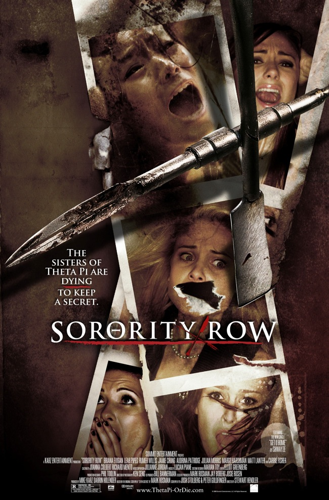 Sorority Row One Sheet