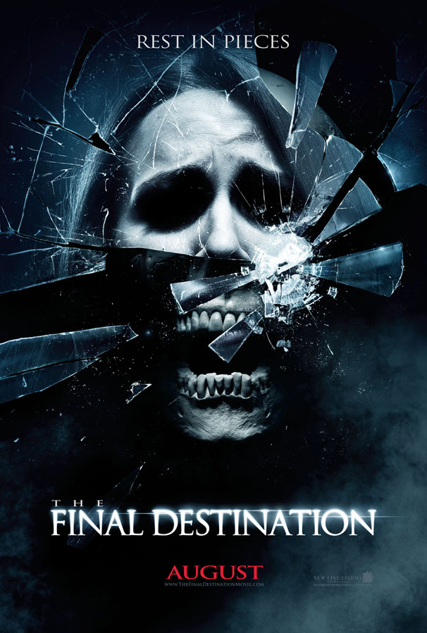 The Final Destination Movie Poster
