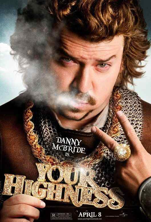 YOUR HIGHNESS Danny McBride
