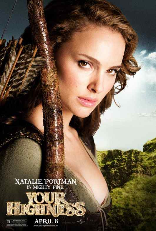YOUR HIGHNESS Natalie Portman