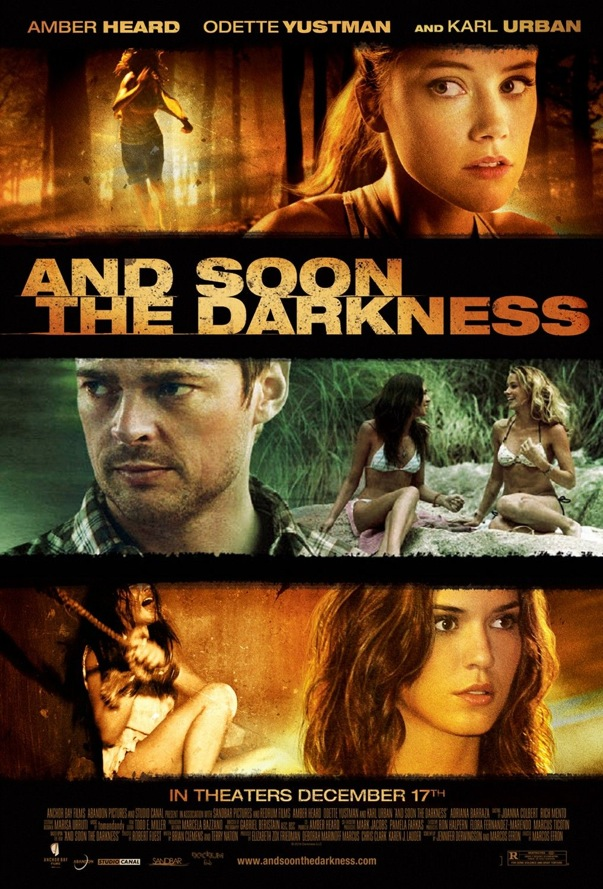 AND SOON THE DARKNESS Movie Poster