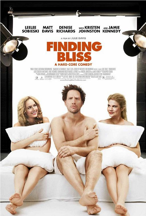 FINDING BLISS Movie Poster