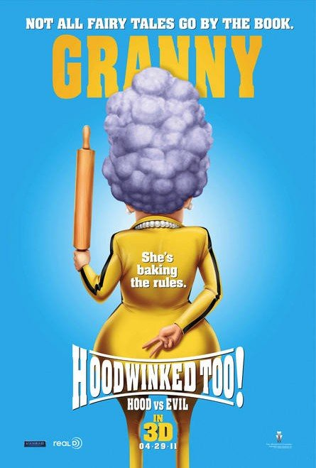 HOODWINKED TOO Movie Poster