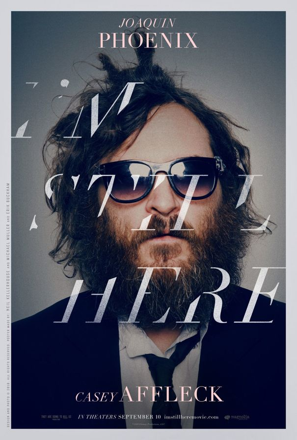 I'M STILL HERE Movie Poster