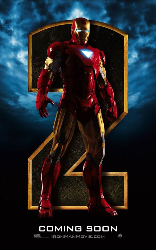 Iron Man 2 Review - Fanboy Flicks