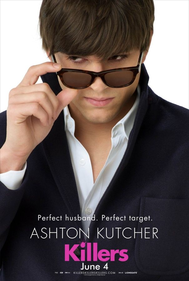 Killers Poster Ashton Kutcher