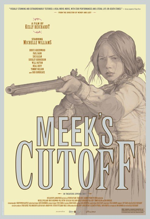 MEEKS CUTOFF Movie Poster