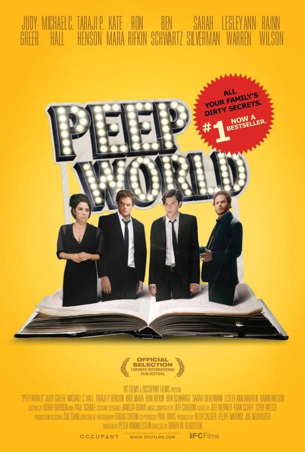 PEEP WORLD Movie Poster