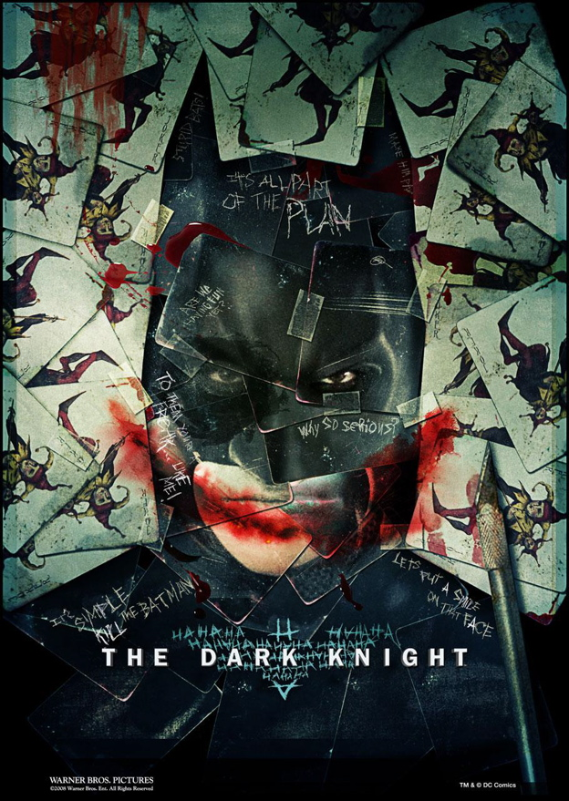 The Dark Knight Poster All Part Of The Plan