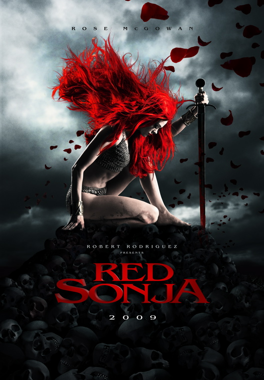 Red Sonja Movie Poster # 2