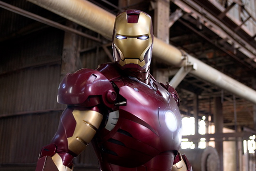 Iron Man Number 1 - Weekend Box Office Numbers May 4th