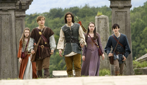 Chronicles Of Narnia Prince Caspian Number 1 - Weekend Box Office Numbers May 18th