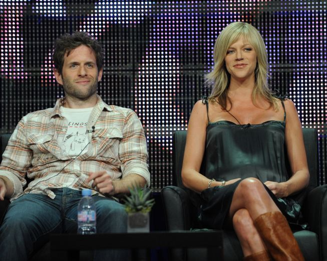 IT'S ALWAYS SUNNY IN PHILADELPHIA TCA Panel Photos