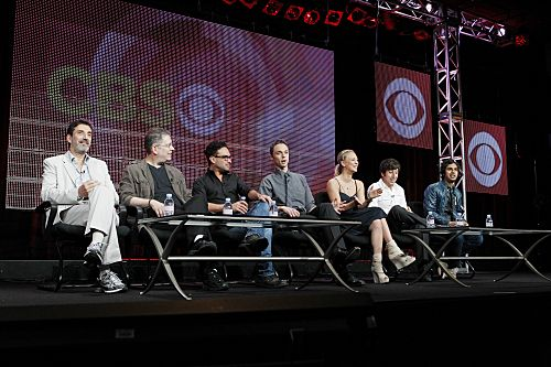 THE BIG BANG THEORY TCA Panel Photos