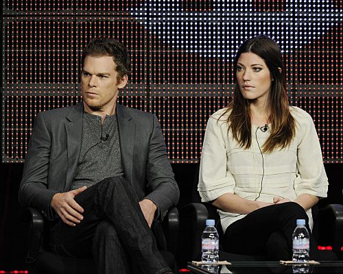 DEXTER TCA Panel Photos