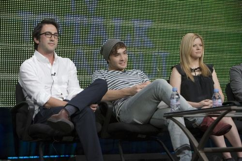 GOSSIP GIRL TCA Panel Photos